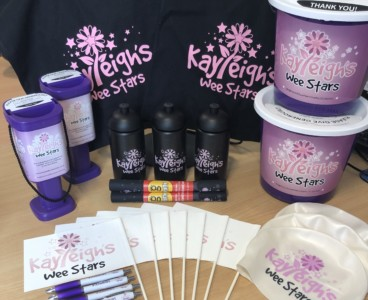 Charity Branded Goods