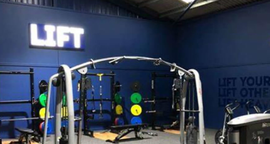 The Shed Health Club